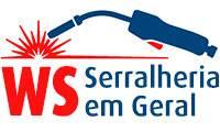 Logo WS Serralheria em Geral em Puraquequara