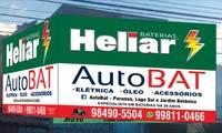 Logo de AutoBAT - Especialista em Baterias em Guará II