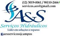 Logo de A&S Serviços Hidráulicos em Vila Cândida