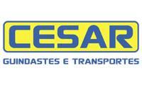 Logo de Cesar Guindastes e Transportes