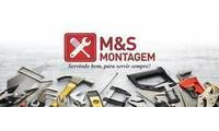 Logo de M&S Montagem e Desmontagem de móveis