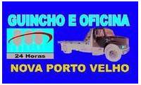 Logo de Guincho E Oficina Nova Porto Velho em Três Marias
