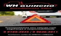Logo de WH Guincho 24 horas