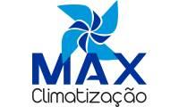 Logo de Max Climatização em Cuniã