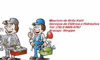 Logo de Maurício Kalil Serviços Elétricos E Hidráulicos em Farolândia