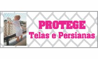 Logo de Telas Protege e Persianas