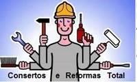 Logo de AA Total Reformas Consertos  h  horas em Bessa