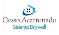 Logo Gesso Acartonado Sistema Drywall em Taguatinga Norte