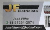 Logo eletricista josefilho em Jardim São Bento Novo