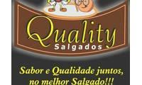 Logo de Quality Salgados em Conjunto Romildo Ferreira do Amaral