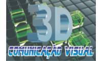 Logo de 3d Comunicação Visual em São Lázaro