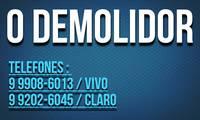 Logo O Demolidor em Raimundo Melo