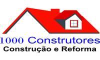 Logo de 1000 Construtores Construção E Reformas em Caminho das Árvores