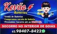 Logo de KEVÃO BATERIAS 24H