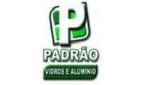 Logo de P. Padrão Vidros e Alumínio em Jardim Primavera