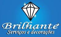 Logo de Brilhante Rio - Lavagem, Higienização e Limpeza de Carpetes