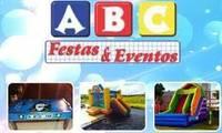Logo de ABC Festas e Eventos Aluguel de Brinquedos