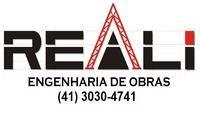 Logo de REALI ENGENHARIA DE OBRAS em Sítio Cercado