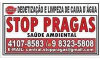 Logo de Stop Pragas em Candeias