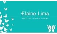 Logo de Psicóloga Elaine Lima em Setor Bueno