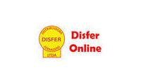 Logo de Disfer Online em Chácara Mafalda