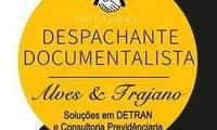 Logo Alves & Trajano Despachantes Documentalistas em Manoel Honório