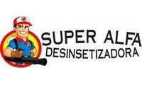 Logo Super Alfa Desinsetizadora