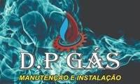 logo da empresa D.P GÁS  Manutenção e Instalação