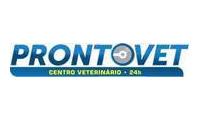 Logo de Prontovet Centro Veterinária em Monte Castelo