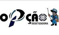 Logo de Opção Dedetizadora