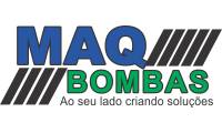 Logo de Maq Bombas em Pedreira