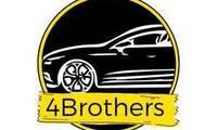 Logo 4Brothers Auto Center em Campo Grande