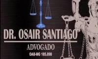 Logo de Osair Santiago Advocacia em Tocantins