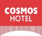 Logo Cosmos Hotel em Nossa Senhora de Lourdes