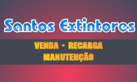Logo de Santos Extintores
