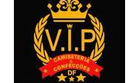 Logo de VIP Camiseteria e Confecções DF -Camisetas personalizada e esportivas de Samambaia e Brasilia DF em Samambaia Norte (Samambaia)
