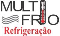 Logo de Multifrio Refrigeração em Cruz das Armas
