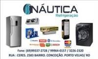 Logo de Náutica Refrigeração em Conceição