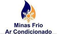 Logo de Minas Frio Refrigeração em Plano Diretor Sul