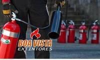 Logo de Boa Vista Extintores em Jóquei Clube