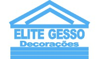 Logo Elite Gessos E Decorações em Ponte Nova