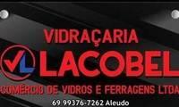 Logo Vidraçaria Lacobel - Comércio de Vidros e Ferragens em Embratel