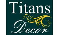 Logo de Titans Decor em Senador Camará