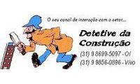 Logo de Detetive da Construção