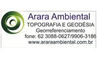 Logo Arara Ambiental Topografia E Geodésia em Setor Aeroporto