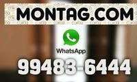 Logo de Montag.com montagem e desmontagem de móveis