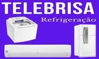 Logo de Telebrisa Refrigeração em Plano Diretor Sul