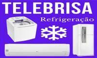Logo Telebrisa Refrigeração em Plano Diretor Sul