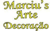 Logo de Marciu's Arte Decoração em Taquara
