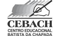 Logo de Cebach-Centro Educacional Batista da Chapada em Chapada
